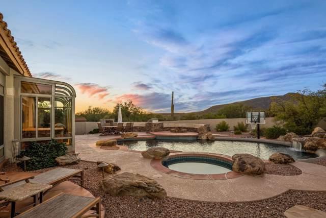 5894 E Hidden Springs Road, Cave Creek, AZ 85331 (MLS #5965652) :: Team Wilson Real Estate