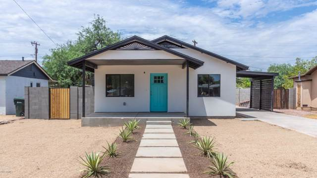 3802 N 9TH Place, Phoenix, AZ 85014 (MLS #5965660) :: Team Wilson Real Estate