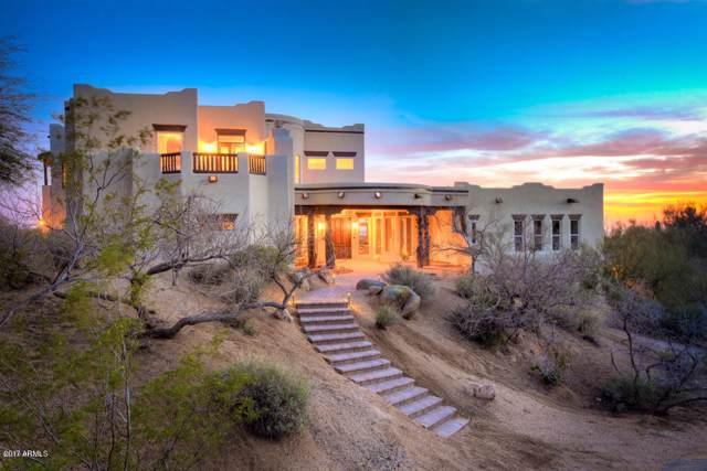 39022 N Fernwood Lane, Scottsdale, AZ 85262 (MLS #5965665) :: Brett Tanner Home Selling Team