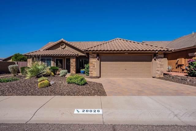 29028 N 44TH Place, Cave Creek, AZ 85331 (MLS #5965668) :: Team Wilson Real Estate