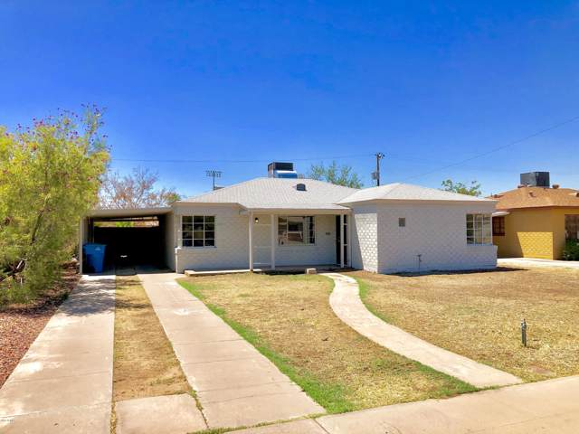 2011 W Flower Street, Phoenix, AZ 85015 (MLS #5965678) :: Yost Realty Group at RE/MAX Casa Grande