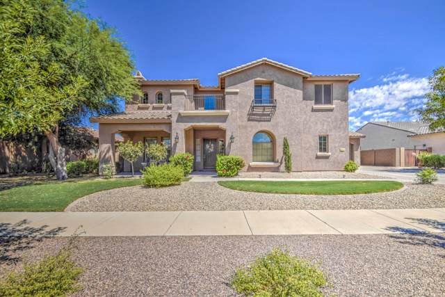 20266 E Via Del Rancho, Queen Creek, AZ 85142 (MLS #5965688) :: CC & Co. Real Estate Team