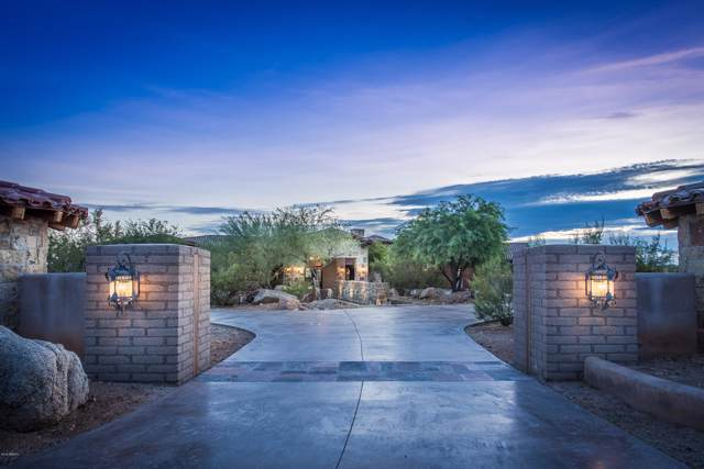 865 W Monte Vista Trail, Wickenburg, AZ 85390 (MLS #5965699) :: Team Wilson Real Estate