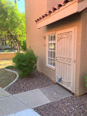 1633 E Lakeside Drive #194, Gilbert, AZ 85234 (MLS #5965700) :: The Bill and Cindy Flowers Team