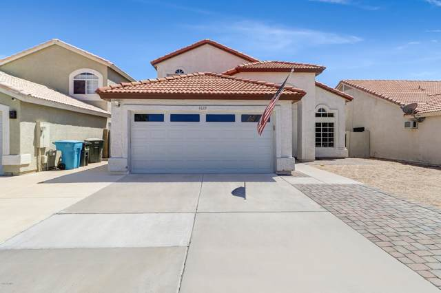 4129 W Electra Lane, Glendale, AZ 85310 (MLS #5965704) :: Riddle Realty Group - Keller Williams Arizona Realty