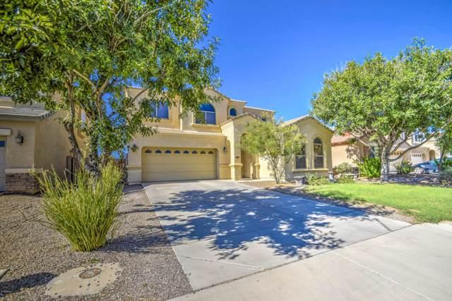 586 E Baker Drive, San Tan Valley, AZ 85140 (MLS #5965712) :: Team Wilson Real Estate