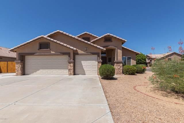 8338 W Paradise Drive, Peoria, AZ 85345 (MLS #5965721) :: CC & Co. Real Estate Team