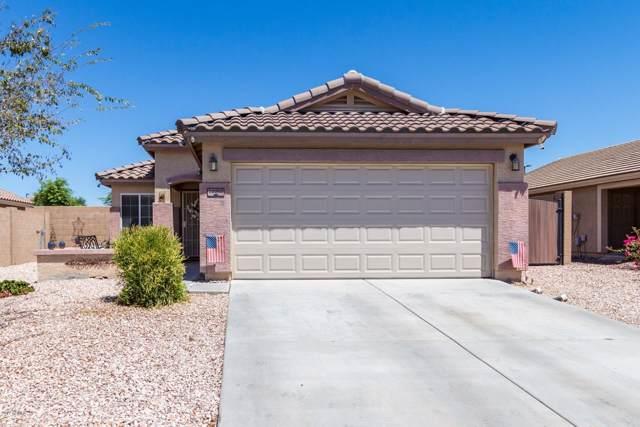 22262 W Moonlight Path, Buckeye, AZ 85326 (MLS #5965722) :: CC & Co. Real Estate Team