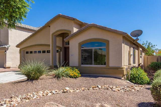 1323 W Hereford Drive, San Tan Valley, AZ 85143 (MLS #5965755) :: The W Group