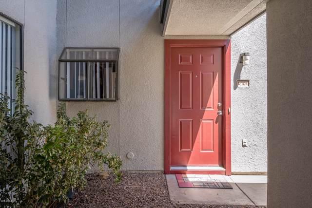 3405 W Danbury Drive D101, Phoenix, AZ 85053 (MLS #5965756) :: The AZ Performance Realty Team