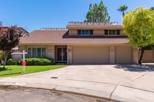1505 E Windjammer Way, Tempe, AZ 85283 (MLS #5965757) :: Yost Realty Group at RE/MAX Casa Grande