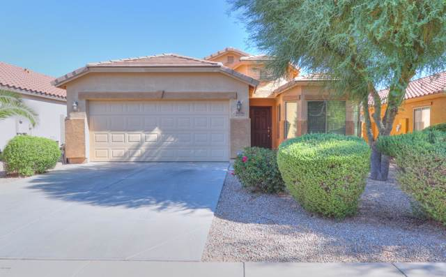 36336 W El Greco Street, Maricopa, AZ 85138 (MLS #5965761) :: Team Wilson Real Estate