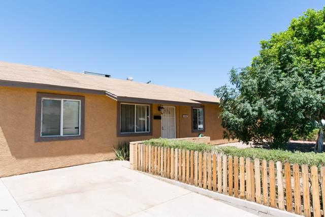 8124 W Fairmount Avenue, Phoenix, AZ 85033 (MLS #5965795) :: Lucido Agency