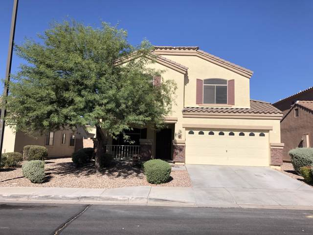 5896 S 236TH Drive, Buckeye, AZ 85326 (MLS #5965808) :: Riddle Realty Group - Keller Williams Arizona Realty