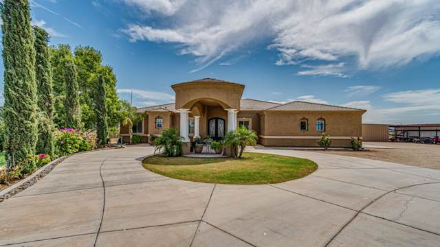 4757 N Signal Peak Road, Casa Grande, AZ 85194 (MLS #5965814) :: Team Wilson Real Estate
