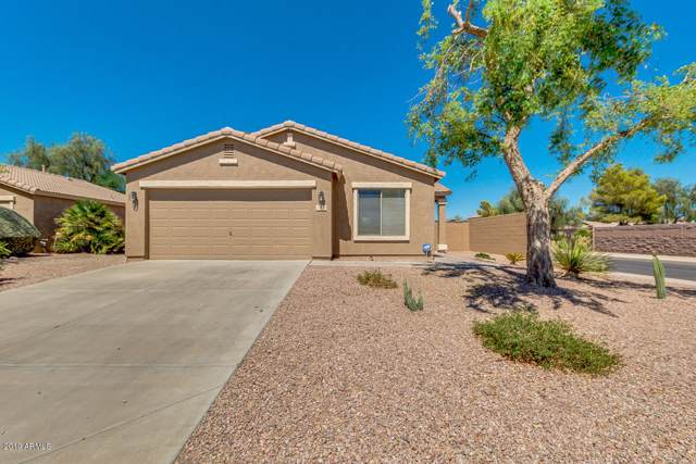 21463 N Keystone Drive, Maricopa, AZ 85138 (MLS #5965816) :: Team Wilson Real Estate