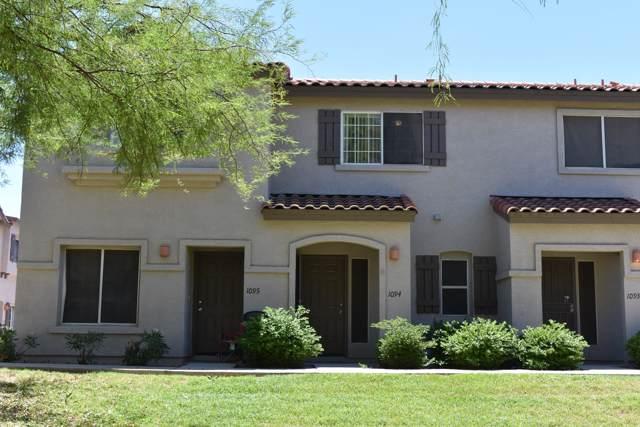 1961 N Hartford Street #1094, Chandler, AZ 85225 (MLS #5965818) :: Occasio Realty
