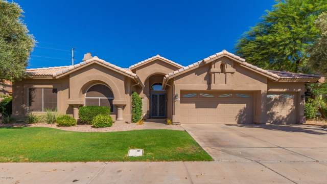 2034 E Dias Drive, Gilbert, AZ 85234 (MLS #5965827) :: Team Wilson Real Estate