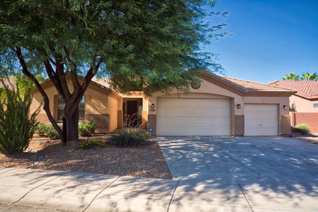 2056 E Browning Place, Chandler, AZ 85286 (MLS #5965830) :: CC & Co. Real Estate Team