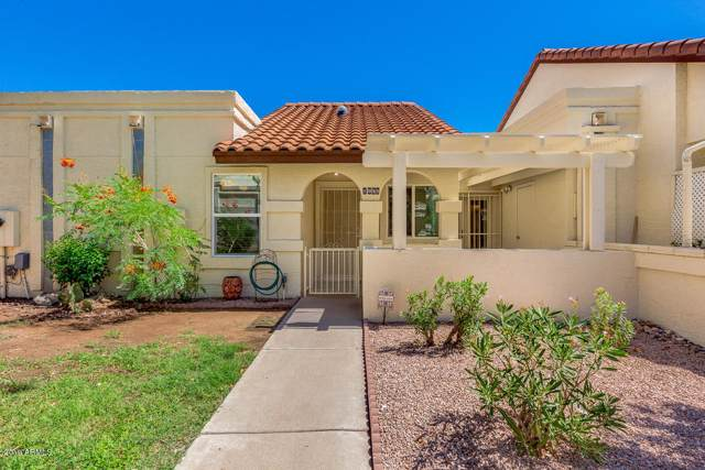 5136 E Evergreen Street #1058, Mesa, AZ 85205 (MLS #5965834) :: My Home Group