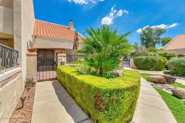 11444 N 28TH Drive #15, Phoenix, AZ 85029 (MLS #5965848) :: Riddle Realty Group - Keller Williams Arizona Realty