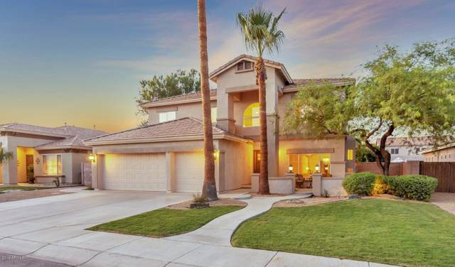 9780 W Bent Tree Drive, Peoria, AZ 85383 (MLS #5965874) :: CC & Co. Real Estate Team