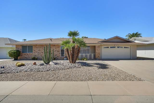 12907 W Allegro Drive, Sun City West, AZ 85375 (MLS #5965881) :: Kepple Real Estate Group