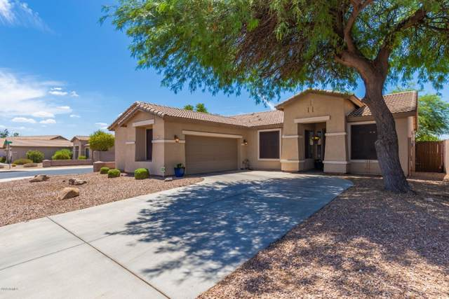 1722 S 159TH Avenue, Goodyear, AZ 85338 (MLS #5965883) :: Yost Realty Group at RE/MAX Casa Grande