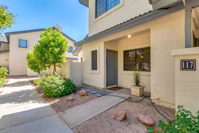 1222 W Baseline Road #117, Tempe, AZ 85283 (MLS #5965887) :: Yost Realty Group at RE/MAX Casa Grande