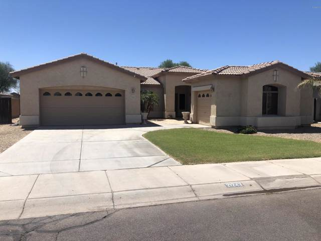 21243 E Nightengale Road, Queen Creek, AZ 85142 (MLS #5965890) :: Riddle Realty Group - Keller Williams Arizona Realty