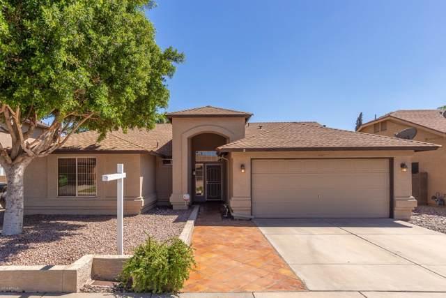4203 W Villa Linda Drive, Glendale, AZ 85310 (MLS #5965891) :: Team Wilson Real Estate