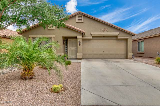 1003 E Taylor Trail, San Tan Valley, AZ 85143 (MLS #5965896) :: Kepple Real Estate Group