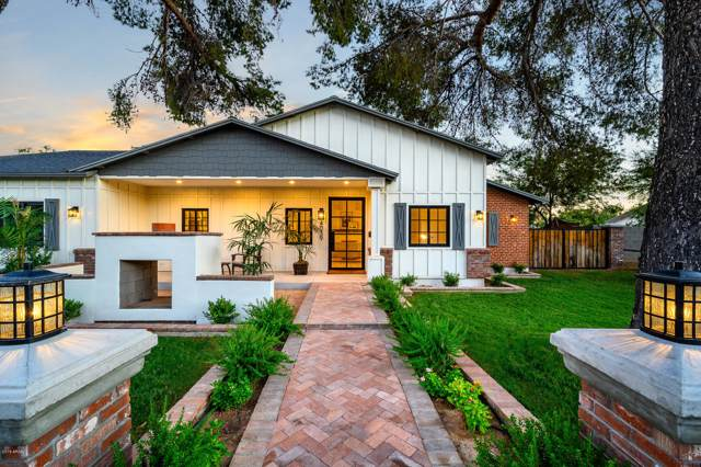 4039 E Cheery Lynn Road, Phoenix, AZ 85018 (MLS #5965904) :: Team Wilson Real Estate