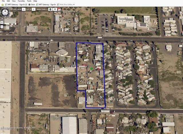 3151 W Buckeye Road, Phoenix, AZ 85009 (MLS #5965912) :: Brett Tanner Home Selling Team