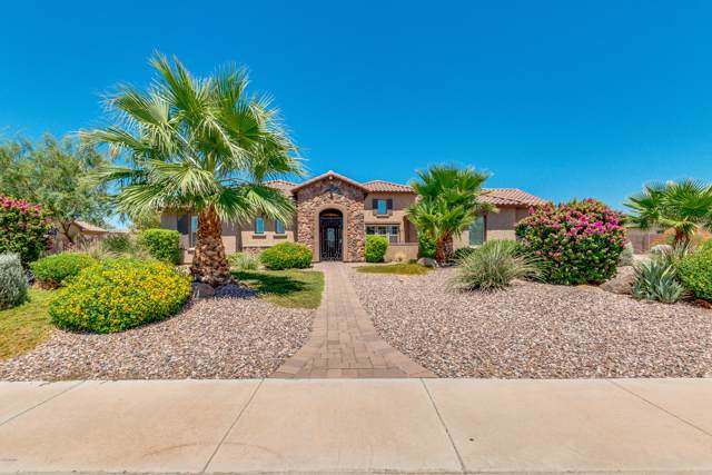 7270 W Whispering Wind Drive, Peoria, AZ 85383 (MLS #5965924) :: Riddle Realty Group - Keller Williams Arizona Realty