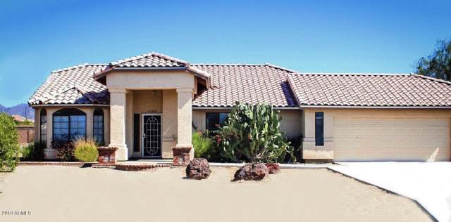 22548 W Hilton Avenue, Buckeye, AZ 85326 (MLS #5965925) :: Yost Realty Group at RE/MAX Casa Grande