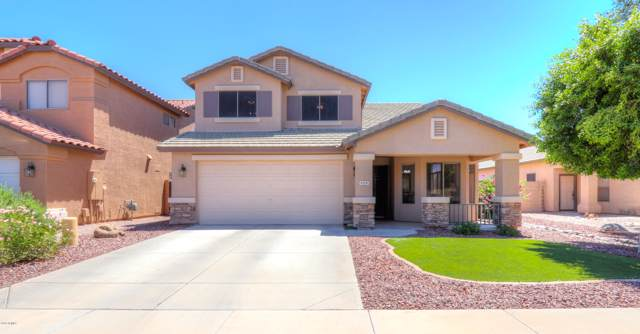 42511 W Chambers Drive, Maricopa, AZ 85138 (MLS #5965930) :: Team Wilson Real Estate