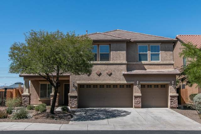 25996 W Ross Avenue, Buckeye, AZ 85396 (MLS #5965932) :: Team Wilson Real Estate