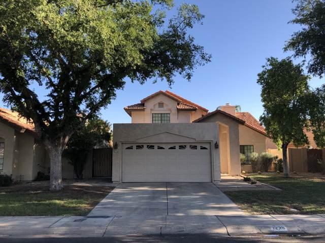 1238 W Sand Dune Drive, Gilbert, AZ 85233 (MLS #5965935) :: CC & Co. Real Estate Team
