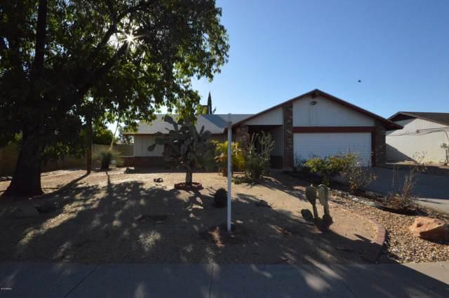 18281 N 39TH Drive, Glendale, AZ 85308 (MLS #5965948) :: Conway Real Estate
