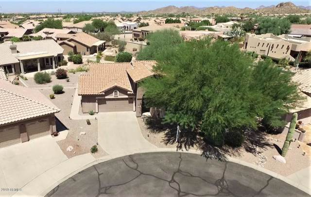 6306 S Eagle Court, Gold Canyon, AZ 85118 (MLS #5965971) :: Riddle Realty Group - Keller Williams Arizona Realty