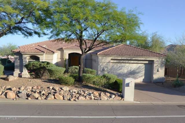 14851 E Golden Eagle Boulevard, Fountain Hills, AZ 85268 (MLS #5965972) :: Revelation Real Estate