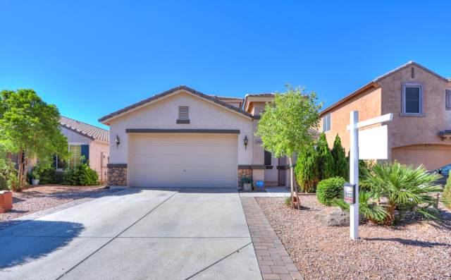 45291 W Sage Brush Drive, Maricopa, AZ 85139 (MLS #5965984) :: Team Wilson Real Estate