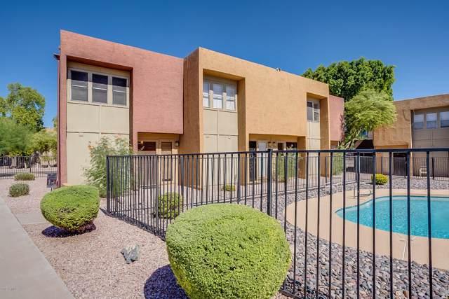 604 E Weber Drive #15, Tempe, AZ 85281 (MLS #5966010) :: Revelation Real Estate