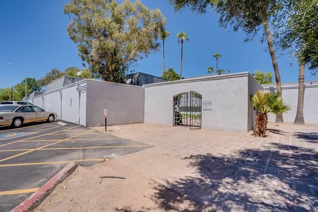 3416 N 44TH Street #14, Phoenix, AZ 85018 (MLS #5966020) :: The AZ Performance Realty Team