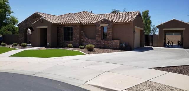 19227 E Escalante Road, Queen Creek, AZ 85142 (MLS #5966022) :: Revelation Real Estate