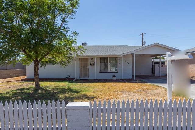 8106 N 28TH Drive, Phoenix, AZ 85051 (MLS #5966033) :: Brett Tanner Home Selling Team