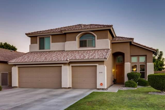 9013 W Quail Avenue, Peoria, AZ 85382 (MLS #5966038) :: The Laughton Team