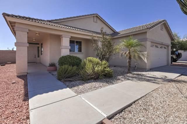 11740 N 86TH Lane, Peoria, AZ 85345 (MLS #5966046) :: Lucido Agency