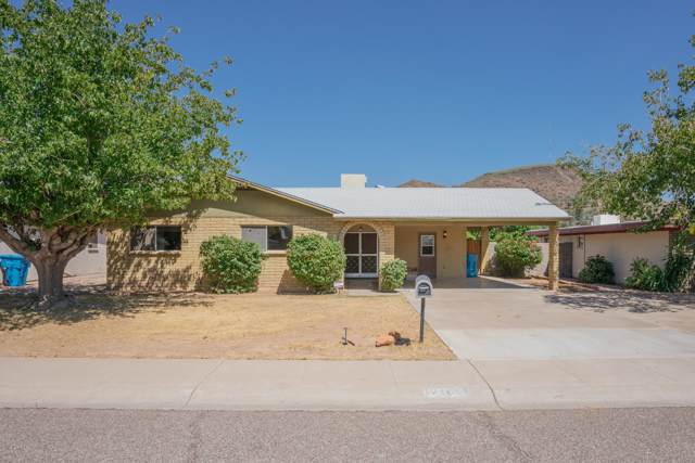 12617 N 21ST Drive, Phoenix, AZ 85029 (MLS #5966072) :: Riddle Realty Group - Keller Williams Arizona Realty